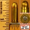 .32 AUTO / 7.65x17mm Browning by norma, FMJ, One Cartridge.