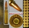 7.5x54mm Swiss Rifle, JSP, New Production, One Cartridge