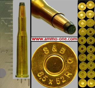 SALE! .25-35 Winchester by S&B, 117 Gr. JSP Box of 20, SALE!
