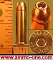 .454 Casull by Hornady JHP, One Cartridge