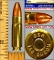 .458 SOCOM by SBR, FMJ, One Cartridge