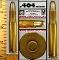 .404 Jeffery by RWS, Steel FMJ, 1 Cartridge not a Box!