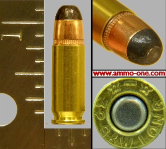 7.65 French MAS, New from .32 S&W Cases, 1 cartridge not a Box