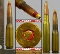 .50 BMG #4, .50 Cal. Spotter Tracer M48A1, One Cartridge