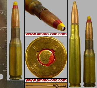 .50 BMG #4, 50 Cal. Spotter Tracer M48A1,1 Cartridge See Details
