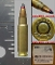 5.7x28mm FN L191 AP TRACER Multicolor Tip, 1 ROUND! NOT A BOX!