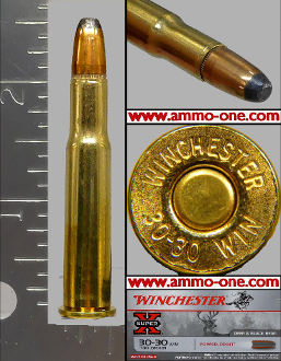 .30-30 Winchester by Winchester, JSP, One Cartridge not a Box