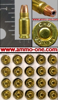 .25 NAA, 35 Grain JHP, One Package of 20 Cartridges!