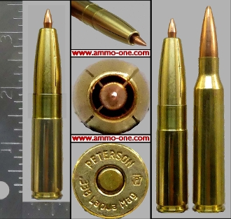 .510 Whisper Wildcat, 750 SCF, One Cartridge not a Box.